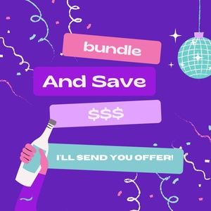COPY - Bundle and Save $$$